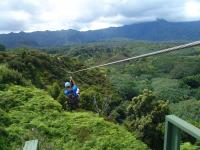 Kauai Zipline Adventure Tour