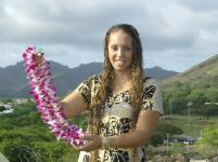 lei greetings in kauai