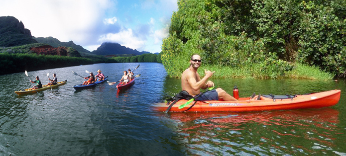 Kauai Kayak Tours - Kauai Discount